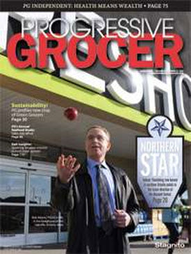 Promolux and Econofrost in Progressive Grocer Magazine