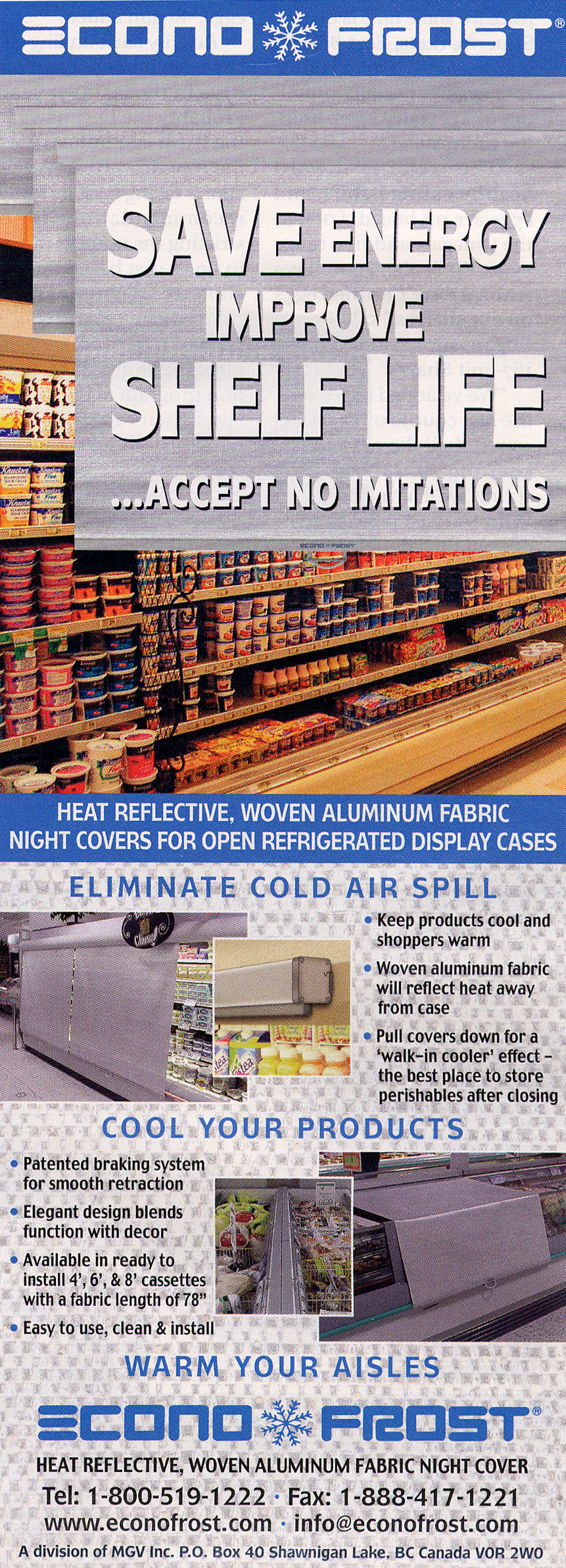 supermarket night covers